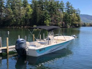 Carolina Skiff DLV 21′
