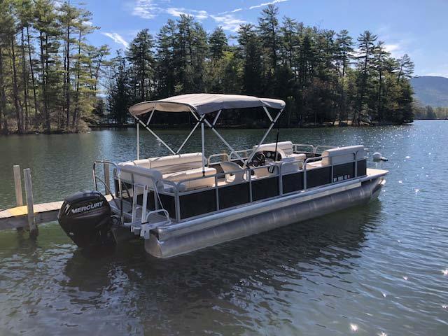 Used Pontoon Boats for Sale