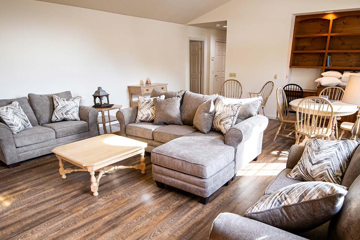 Sweetbriar Villa living room