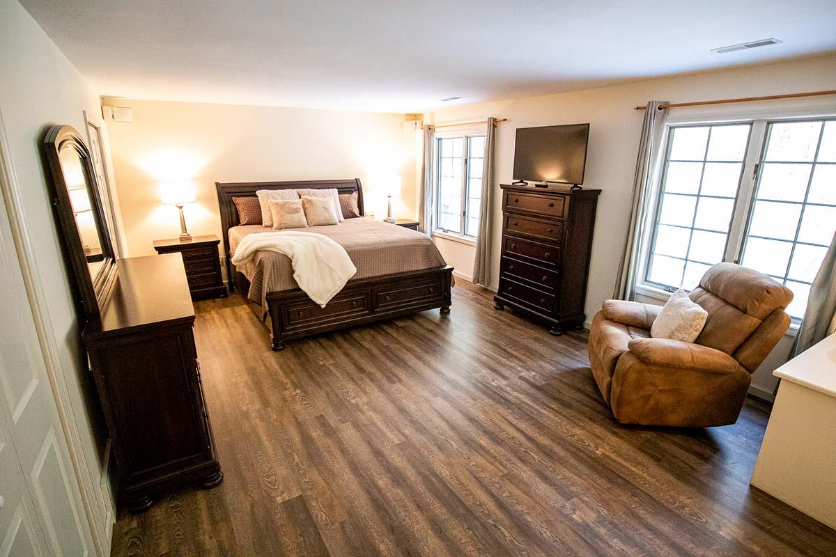 Sweetbriar Villa bedroom suite