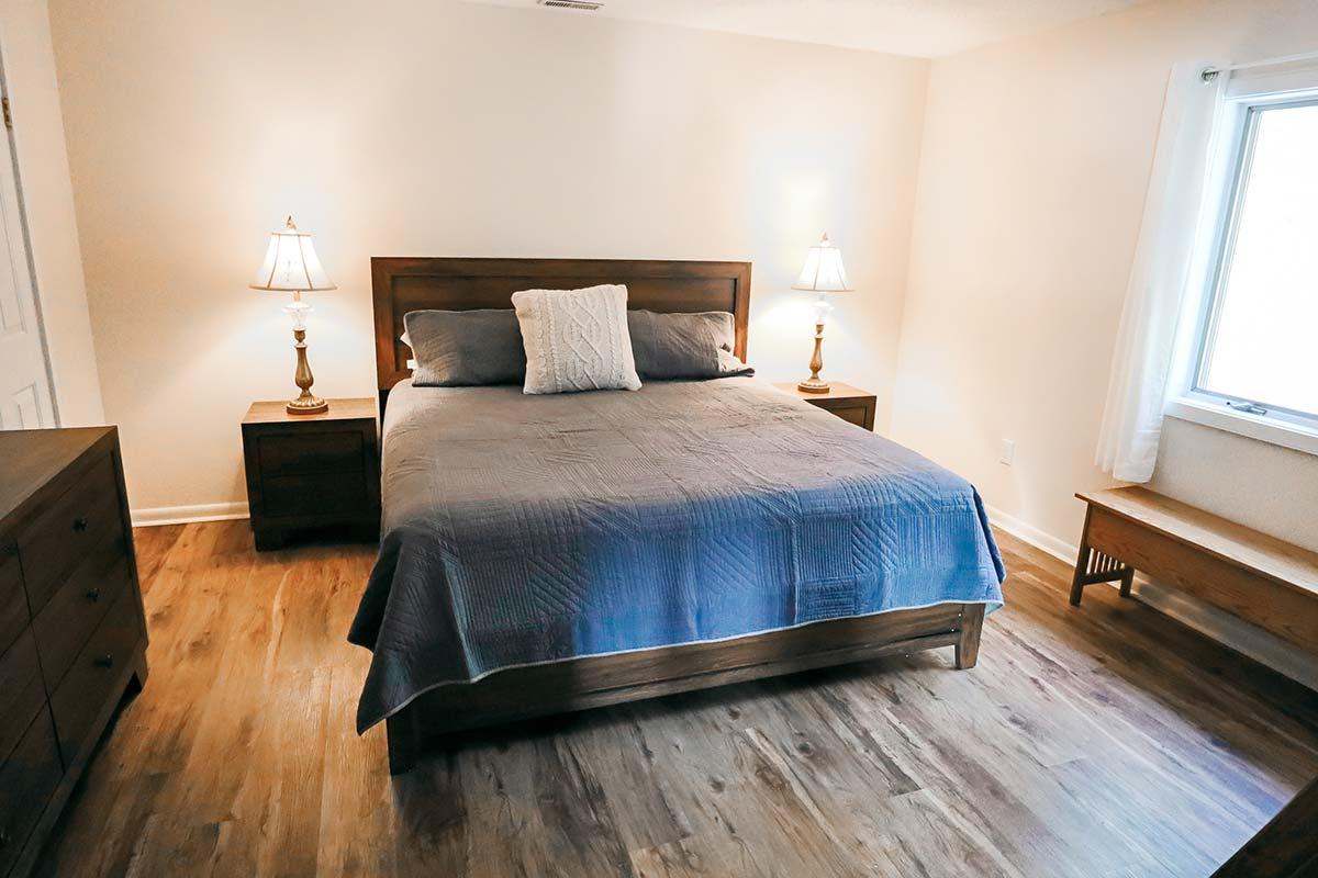 Sweetbriar Villa bedroom