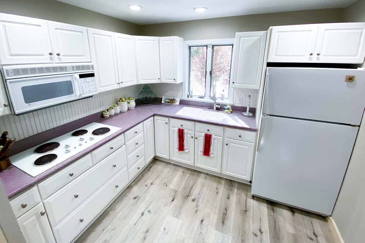 Sweetbriar Villa kitchen